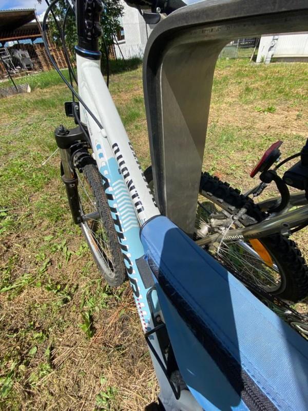 Plac zabaw Stojak rowerowy stalowy 24 PLAY-PARK