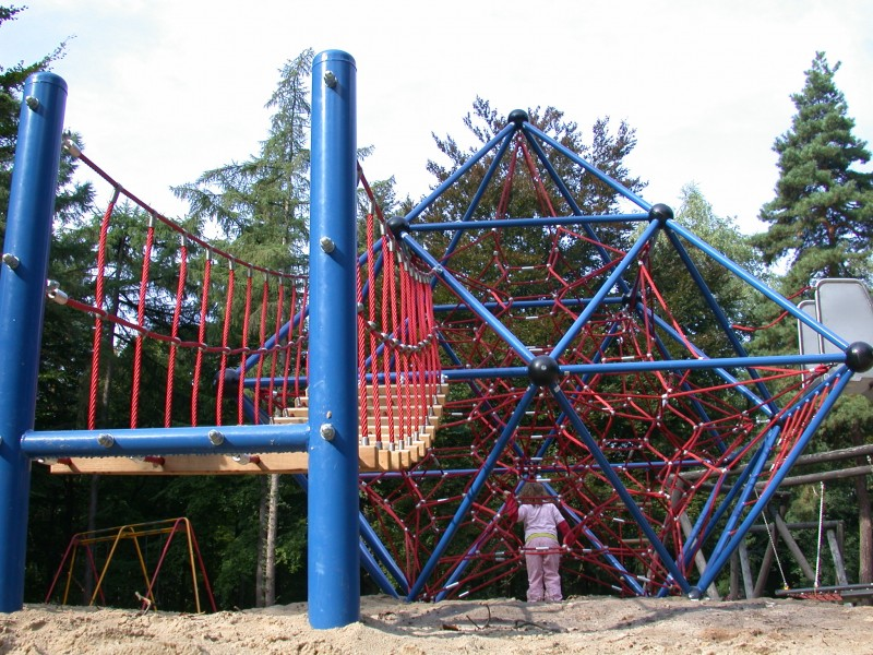 Plac zabaw Monte Bianco 4 PLAY-PARK