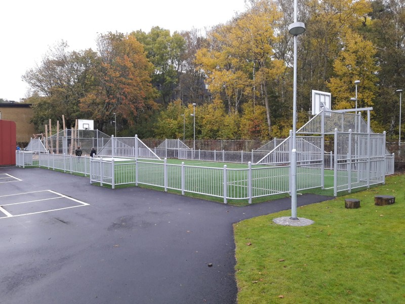 Plac zabaw ARENA 4 (25x12m) PLAY-PARK