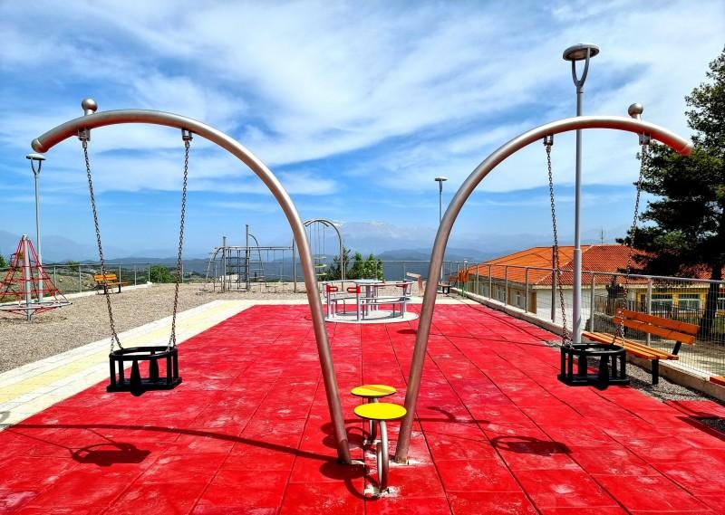 Plac zabaw Huśtawka wahadłowa Arco 2 PLAY-PARK