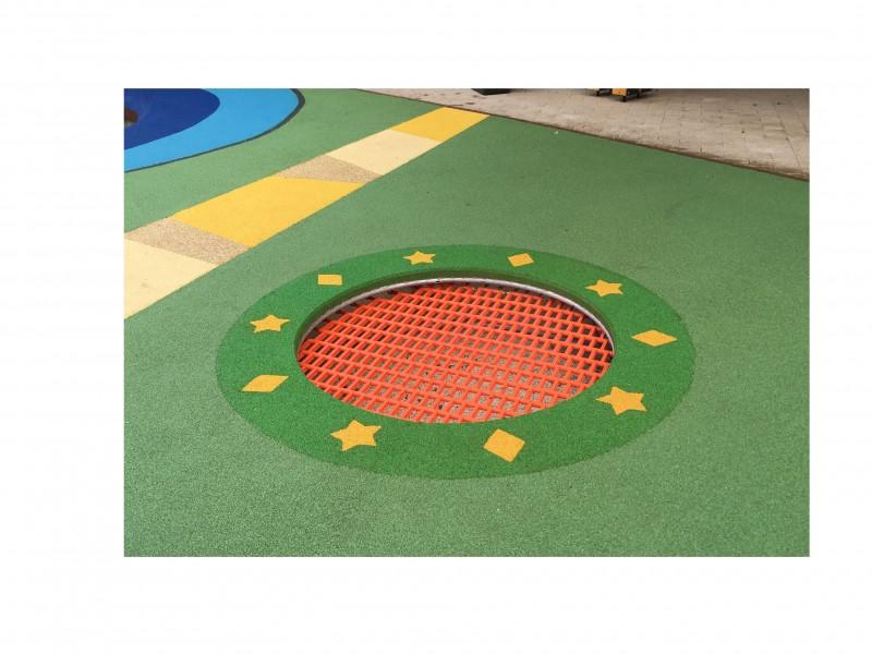 Plac zabaw Trampolina okrągła Rado 125 PLAY-PARK