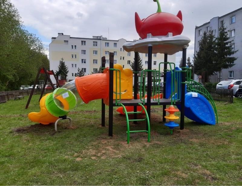 Plac zabaw Zestaw Cosmos 8 PLAY-PARK