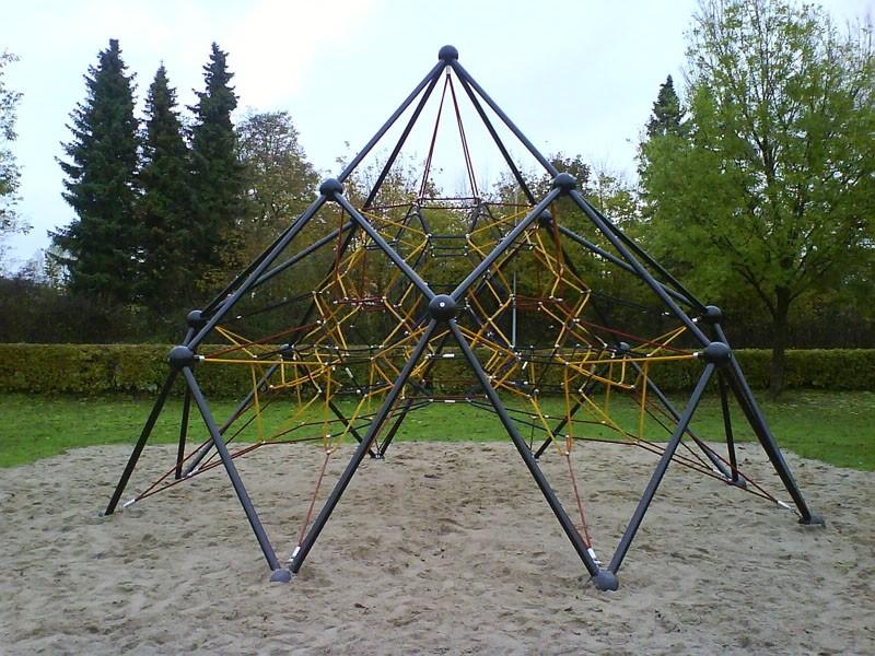 Plac zabaw Linarium Dufourspitze Play Park