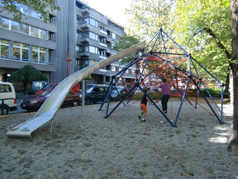 Plac zabaw Linarium Dufourspitze 5 Play Park