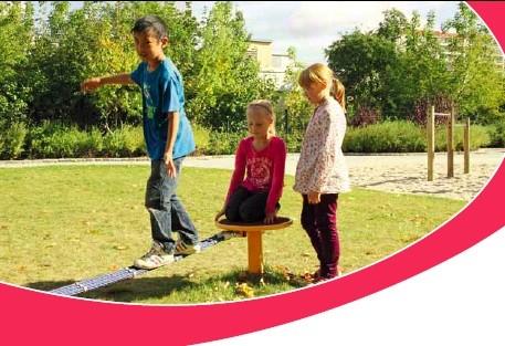 Plac zabaw Linarium Flux 2 Play Park