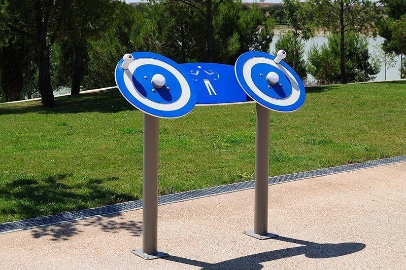 Plac zabaw Koła TAI CHI Play Park