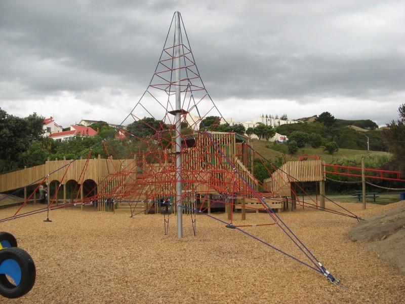 Plac zabaw Linarium Zugspitze Play Park