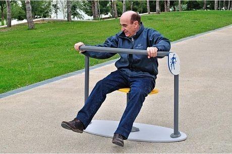 Plac zabaw Zestaw balans PLAY-PARK