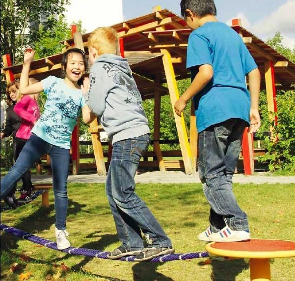 Plac zabaw Linarium Classic 3 Play Park