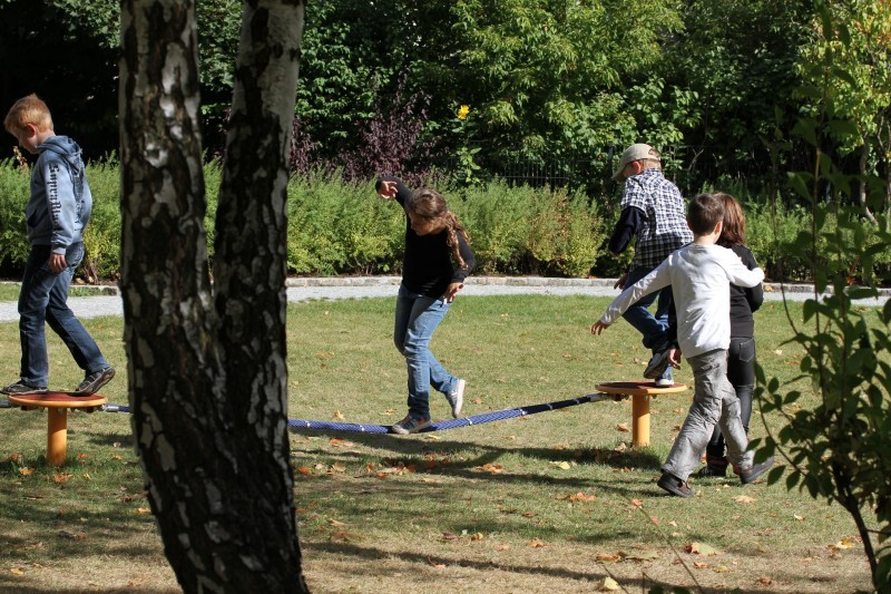 Plac zabaw Linarium Flux 3 Play Park