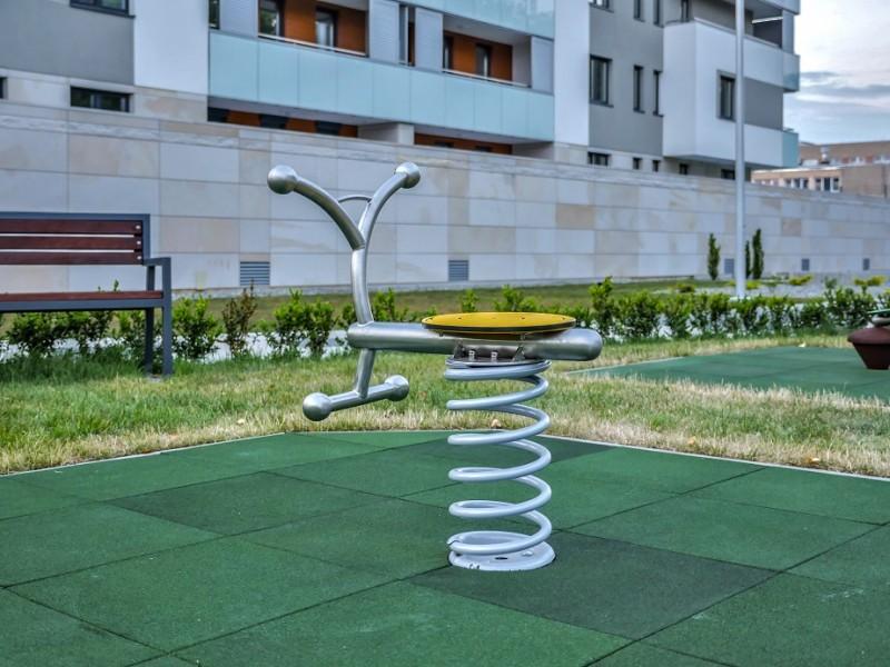 Plac zabaw Bujak Sidi 1 Play Park
