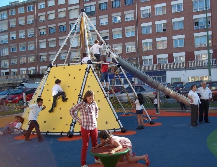 Plac zabaw Linarium Skyclimber 2 Play Park