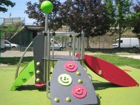 Plac zabaw Zestaw Stanley  Play Park