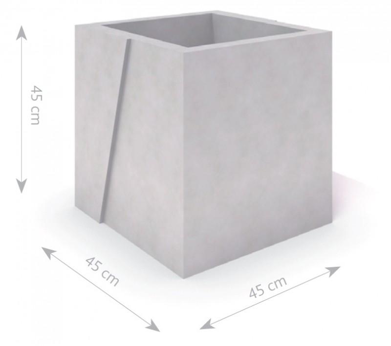 Plac zabaw Donica betonowa DECO 01 PLAY-PARK