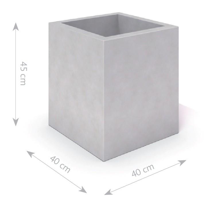 Plac zabaw Donica betonowa DECO 03 PLAY-PARK