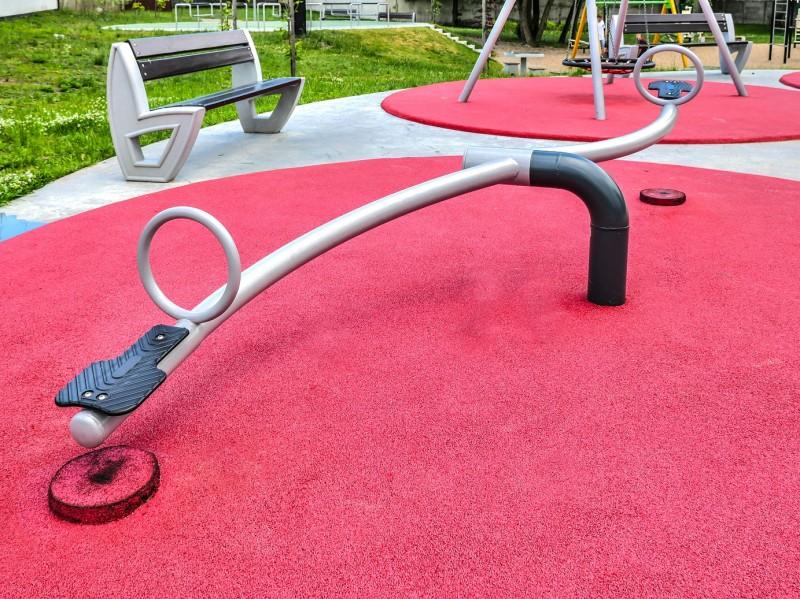 Plac zabaw Huśtawka wagowa Snake PLAY-PARK