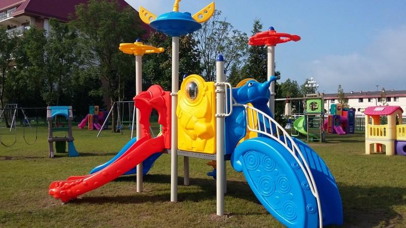Plac zabaw Zestaw Cosmos 4  PLAY-PARK