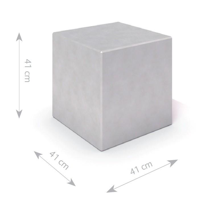 Plac zabaw Ławka betonowa DECO 7 PLAY-PARK