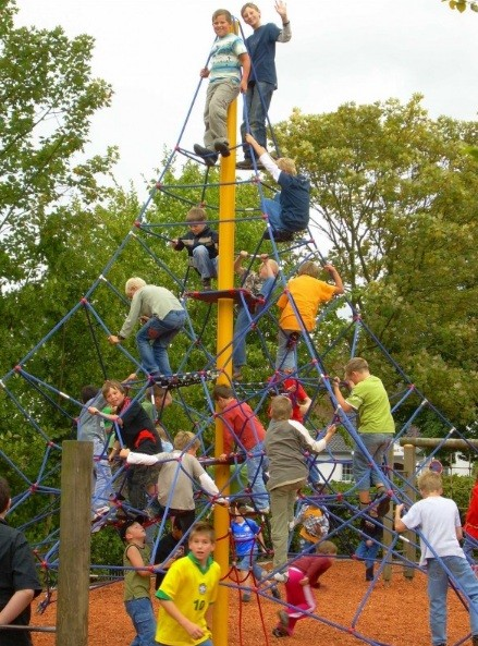 Plac zabaw Ben Nevis 3 PLAY-PARK