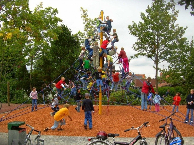Plac zabaw Ben Nevis PLAY-PARK