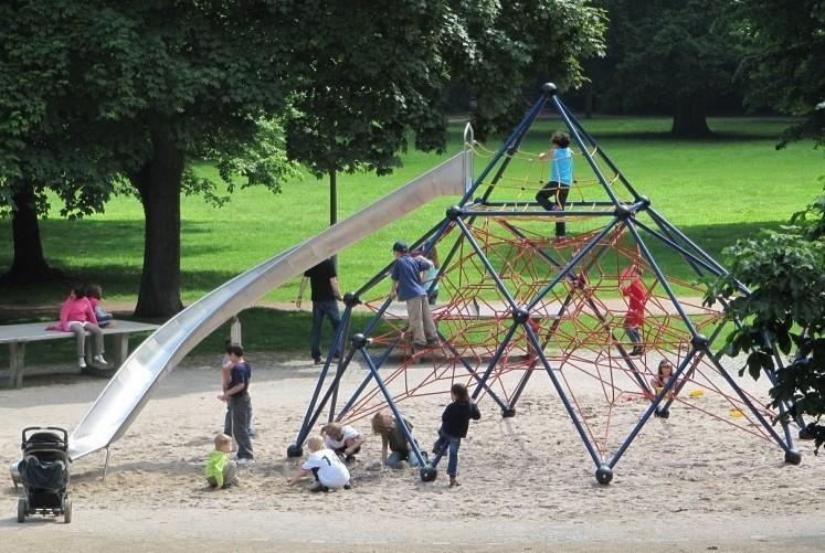 Plac zabaw Dufourspitze 4 PLAY-PARK