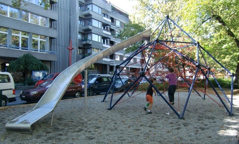 Plac zabaw Dufourspitze 5 PLAY-PARK