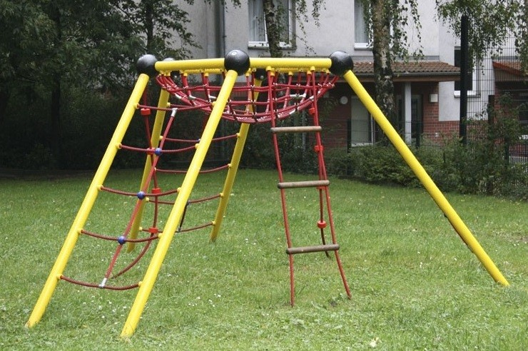 Plac zabaw Linarium Mollehoj PLAY-PARK