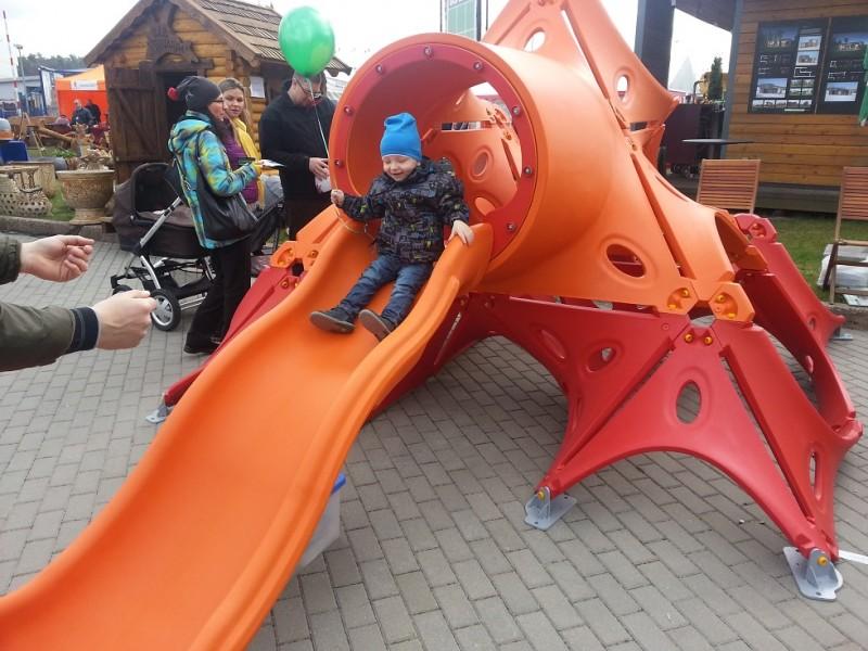 Plac zabaw MROWISKO 17 Play Park