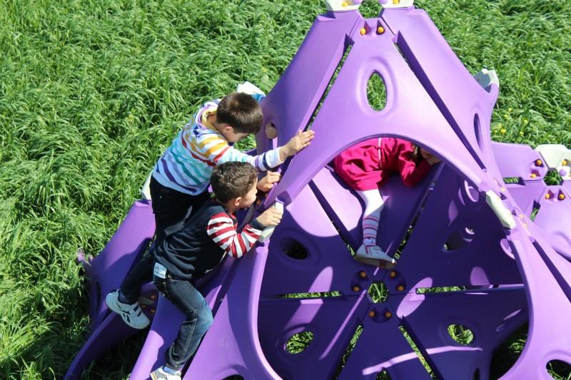 Plac zabaw MROWISKO 2 Play Park