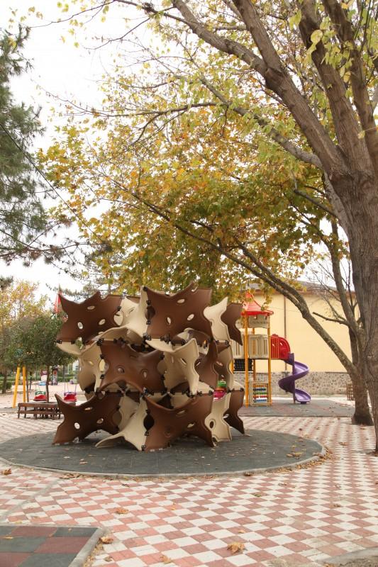 Plac zabaw MROWISKO 3 Play Park