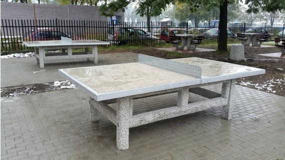 Plac zabaw Tenis stołowy 01 / 02 PLAY-PARK