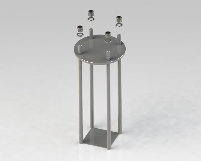 Plac zabaw Rower II wersja KOMFORT PLAY-PARK