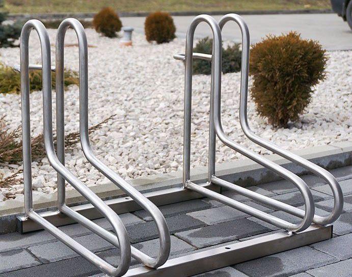Plac zabaw Stojak rowerowy nierdzewny 18 PLAY-PARK