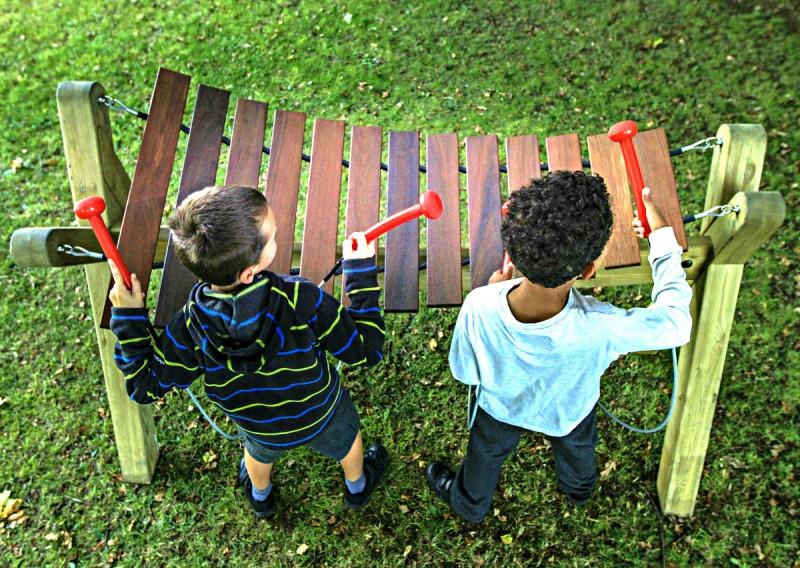 Plac zabaw Instrument muzyczny Adindo PLAY-PARK