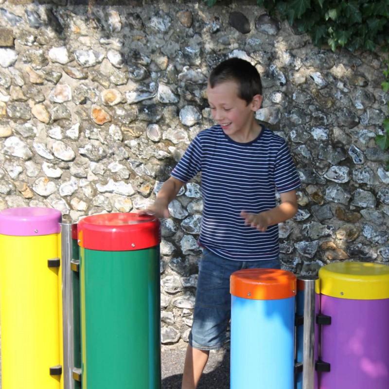 Plac zabaw Instrument muzyczny Barelo Play Park