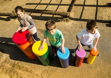 Plac zabaw Instrument muzyczny Bolardo Play Park