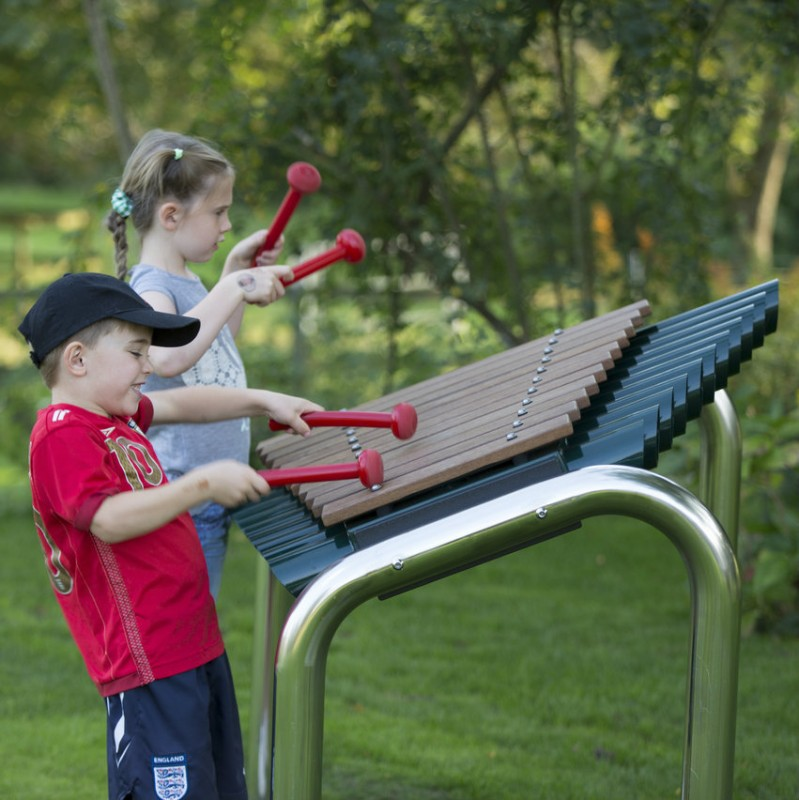Plac zabaw Instrument muzyczny Grando Mildo Play Park