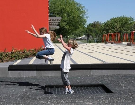 Plac zabaw Trampolina XL  Play Park
