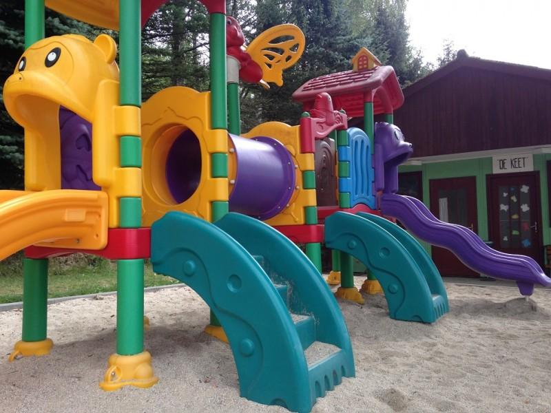 Plac zabaw Zestaw Kids 1 PLAY-PARK