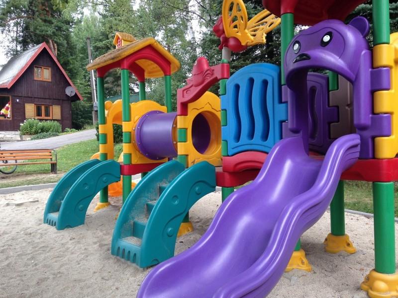 Plac zabaw Zestaw Kids 3 PLAY-PARK