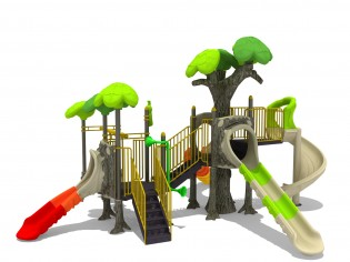 PLAY-PARK - Zestaw Las 3