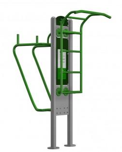 INTER-FUN - Leg lift machine / Stretch ladder