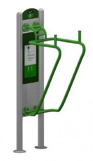 INTER-FUN - Leg lift machine