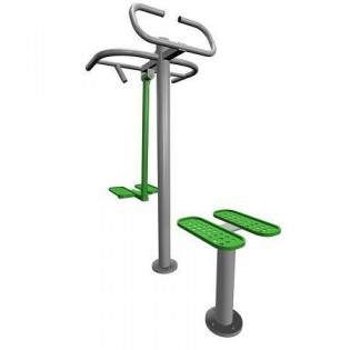 INTER-FUN - Pendulum machine / Twister