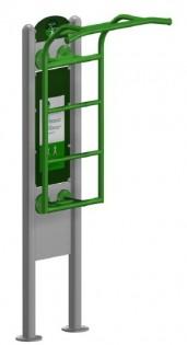 INTER-FUN - Stretch ladder