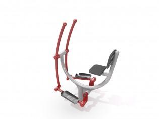 PLAY-PARK - Rower II wersja KOMFORT