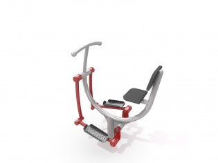 PLAY-PARK - Rower I wersja KOMFORT
