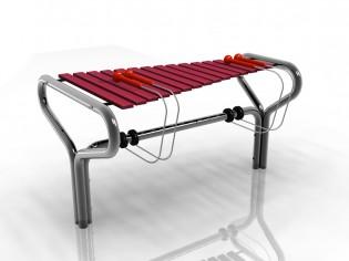 PLAY-PARK - Instrument muzyczny Mildo