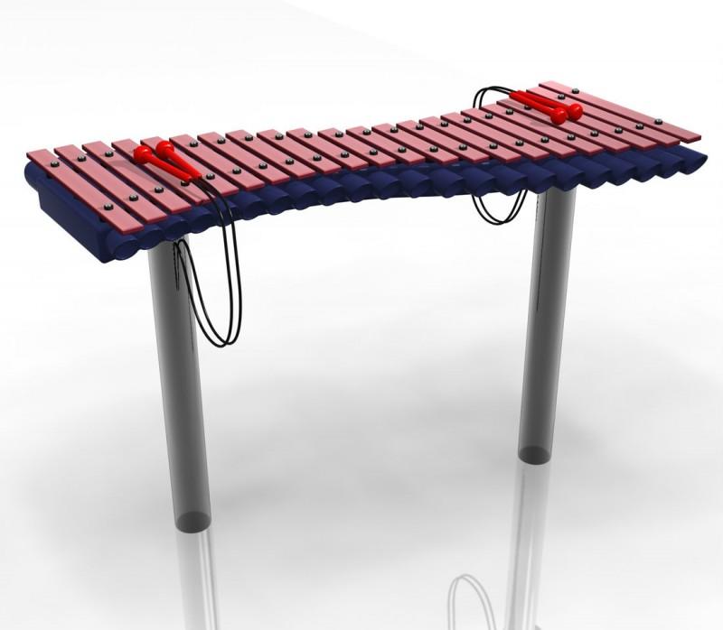 Play Park - Instrument muzyczny Paro