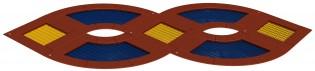 PLAY-PARK - Trampolina Crossover